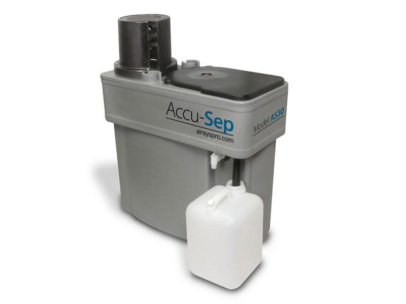 Accu-Sep Oil-Water Separator